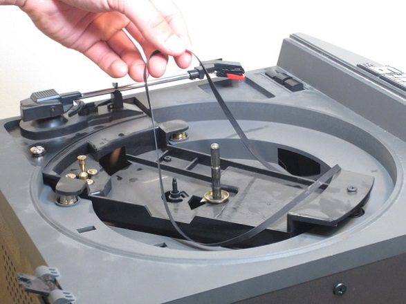 fix record player